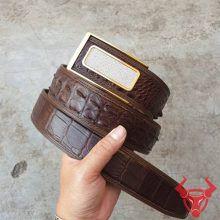 Thắt Lưng Da Cá Sấu Xuất Khẩu TL2A4B8K26