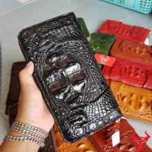 Ví Cầm Tay Nam Da Cá Sấu BP0106