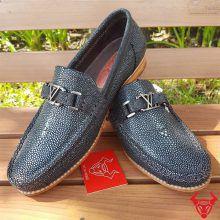 Giày Lười Da Cá Đuối Thái Lan GC01A441