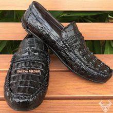 Giày Lười Da Cá Sấu Thật Đẹp GCS14