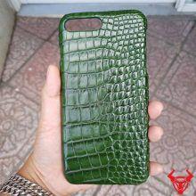 Ốp Lưng Da Cá Sấu Iphone 8 Plus OC1108
