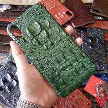 Ốp Lưng Da Cá Sấu Iphone XS Max 8 Gù