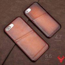 Ốp Lưng Iphone 6, Iphone 7 Da Bò Ý OD01