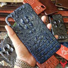 Ốp Lưng Iphone XS Max Da Cá Sấu 8 Gù