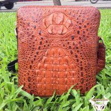 Túi da cá sấu nam độc và lạ CST01