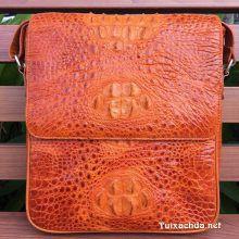 Túi da cá sấu nam độc và lạ CST05