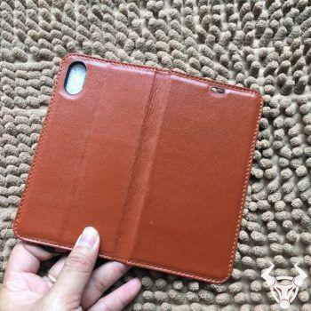 Bao Da Iphone 8 Da Bò Thật Bao Đẹp BD04