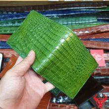 Ví Đựng Tiền Xu Nhật Da Cá Sấu VB1408-2